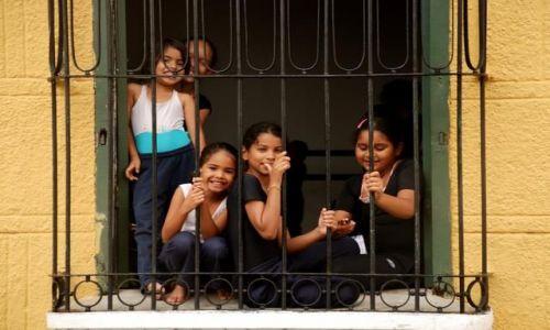 Zdjecie WENEZUELA / - / Ciudad Bolivar / Za kratami