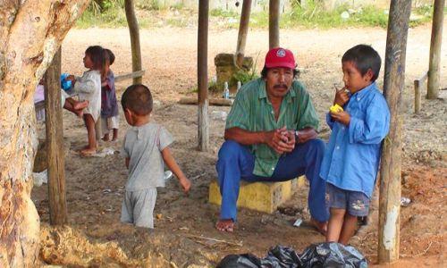 Zdjęcie WENEZUELA / Delta Orinoko / Orinoko / Wenezuela - Z wizytą u Chaveza