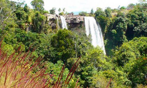 Zdjecie WENEZUELA / Gran Sabana / Rzeka Yuruani / Wenezuela - Z wizytą u Chaveza cd.