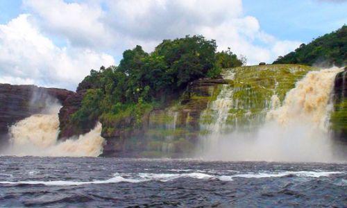WENEZUELA / Gran Sabana / Park Canaima / Wenezuela - Z wizytą u Chaveza cd.
