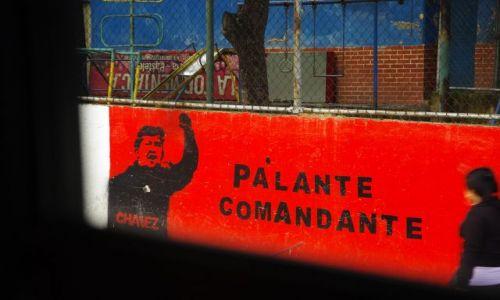 Zdjęcie WENEZUELA / Miranda / Caracas / Chavez ponad wszystko...