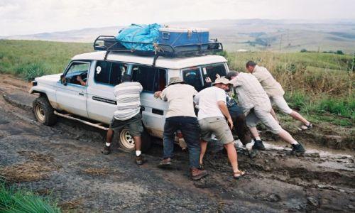 Zdjecie WENEZUELA / - / gdzieś w Gran Sabana / Na pocieszenie innym podróżnikom :)
