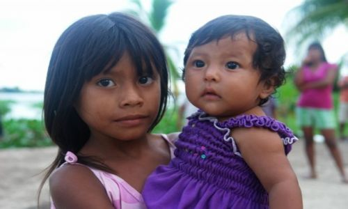 Zdjecie WENEZUELA / Wenezuela / Wenezuela / Siostry