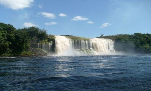 Zdjecie WENEZUELA / Canaima / Canaima / Wodospad