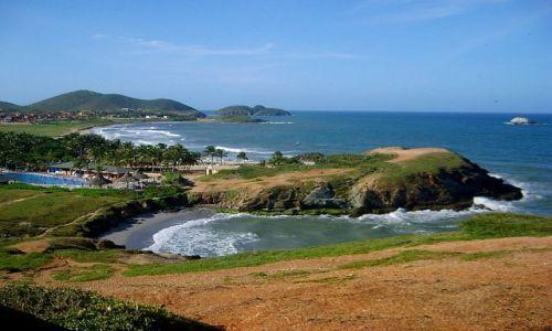 Zdjecie WENEZUELA / Playa El Aqua / wybrzeże / Margarita