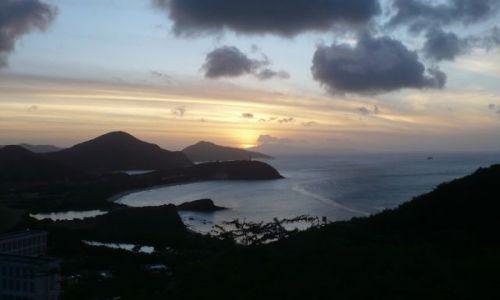 Zdjecie WENEZUELA / Isla Margarita / Margarita / zachód słońca na Margaricie