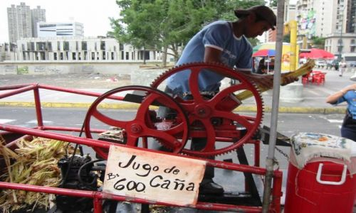 Zdjęcie WENEZUELA / --- / Caracas / fabryka soku