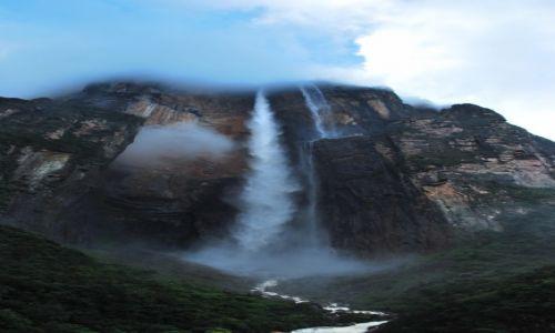 Zdjecie WENEZUELA / -Canaima / Salto Angle / Canaima