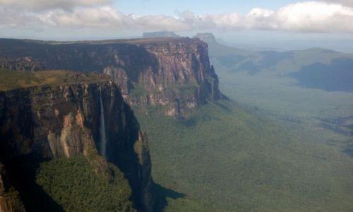 Zdjecie WENEZUELA / - / Park Narodowy Canaima  / Salto Angel