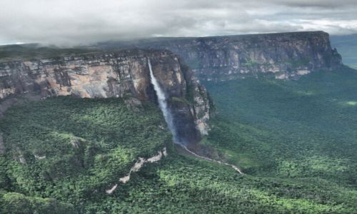 Zdjecie WENEZUELA / Wenezuela / Angel Falls  / Angel Falls