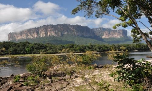 Zdjecie WENEZUELA / - / Park Narodowy Canaima / Tepui