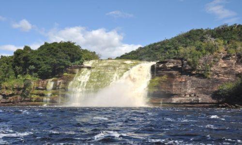 Zdjecie WENEZUELA / - / Park Narodowy Canaima / El Ucaima