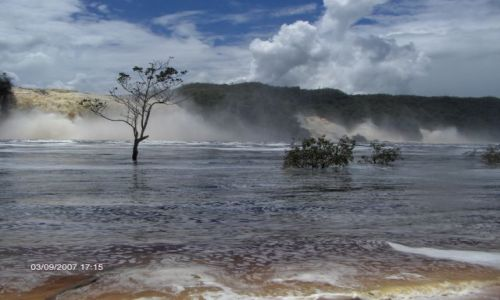 Zdjęcie WENEZUELA / Canaima / Canaima / Laguna