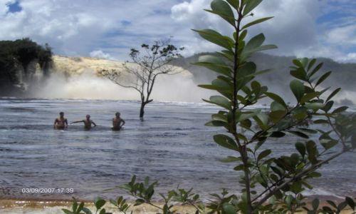 Zdjecie WENEZUELA / Canaima / Canaima / laguna 2