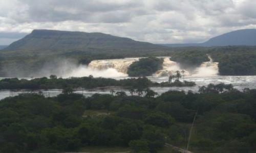 Zdjecie WENEZUELA / Canaima / Canaima / wodospad -canaima