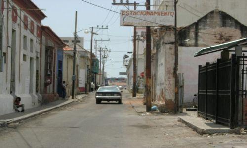 Zdjecie WENEZUELA / Venezuela / Maracaibo / Venezuela Street