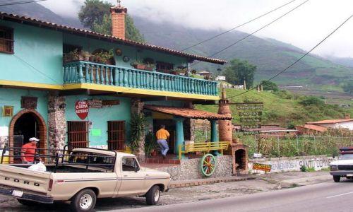 Zdjecie WENEZUELA / brak / Andy / w drodze z Meridy do Guanare...