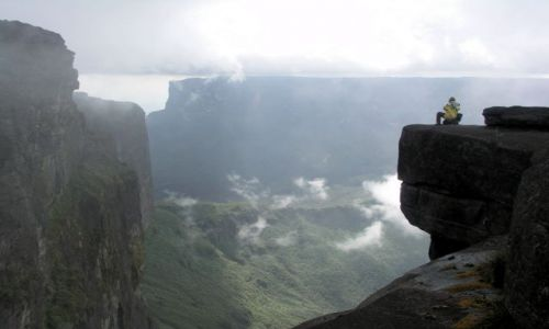 Zdjecie WENEZUELA / brak / Roraima / Panorama z Roraimy