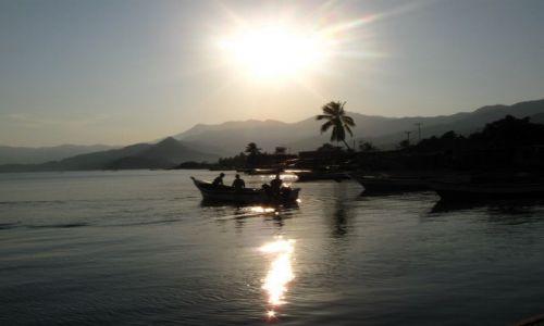 Zdjecie WENEZUELA / brak / Santa Fe / Pod słońce