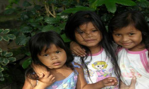 Zdjecie WENEZUELA / brak / Canaima / Trzy gracje