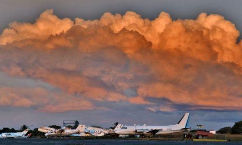Zdjęcie WENEZUELA / brak / LotniskoCanaima / * * *