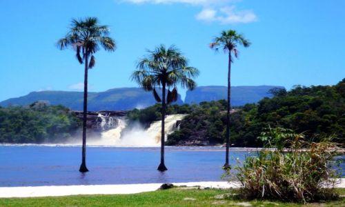 Zdjecie WENEZUELA / brak / Laguna Canaima / Rajskie klimaty
