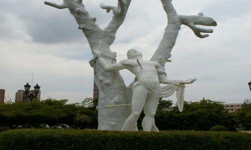 Zdjecie WENEZUELA / Północna Zulia / Maracaibo / pomnik