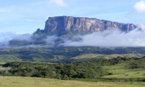 Zdjęcie WENEZUELA / Gran Sabana / Roraima / Roraima