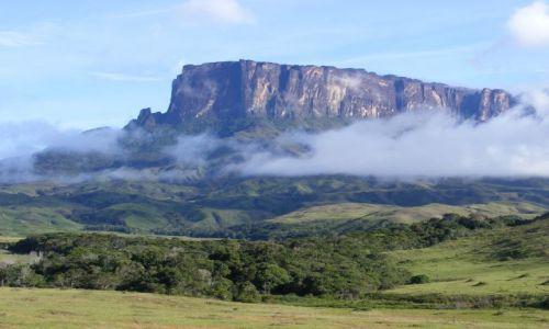 Zdjecie WENEZUELA / Gran Sabana / Roraima / Roraima