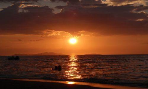 Zdjęcie WENEZUELA / okolice Puerto la Cruz / Santa Fe / zachód słońca