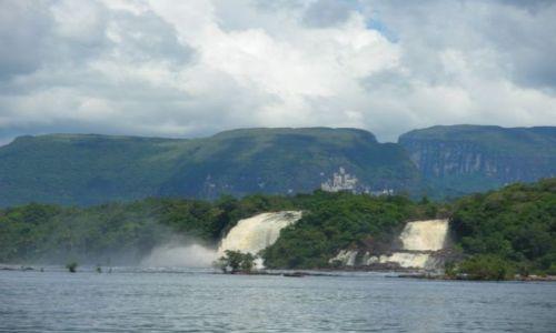 Zdjecie WENEZUELA / brak / Canaima / Wodospady...