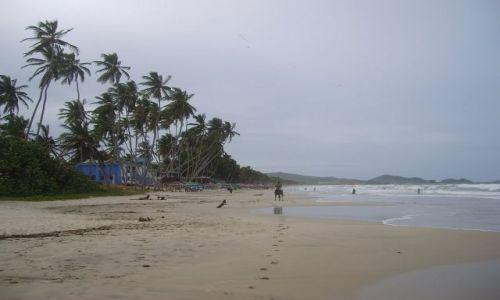 Zdjęcie WENEZUELA / zach Margarita / plaże / El Tirano