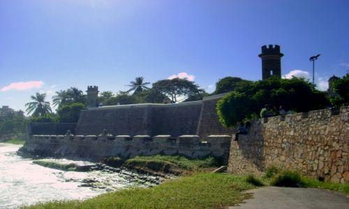 Zdjęcie WENEZUELA / fort / Margarita / Pampatar