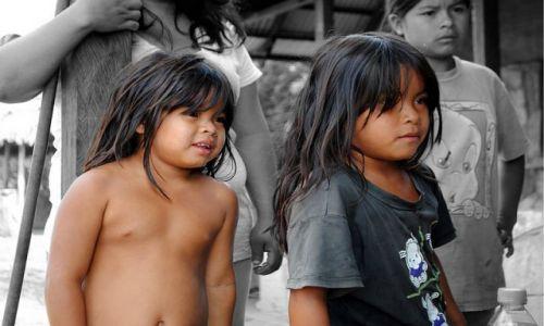 Zdjęcie WENEZUELA / Gran Sabana / Canaima / bracia