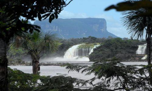 Zdjecie WENEZUELA / wodospad