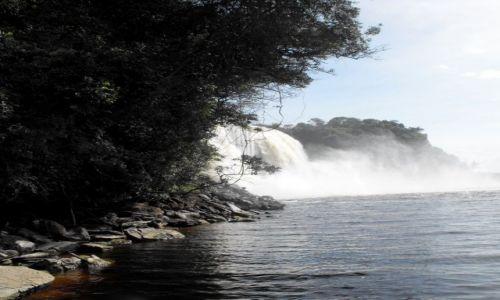 Zdjecie WENEZUELA / Canaima / wodpspad / wodospady Canaimy