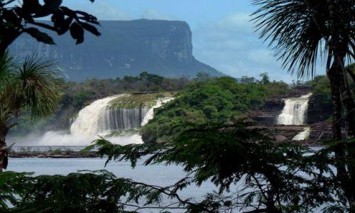 Zdjecie WENEZUELA / Canaima / laguna / Konkurs -wodosp