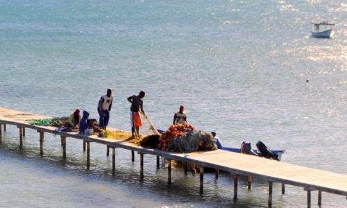 Zdjęcie WENEZUELA / wyspa Margarita / brak / na połów