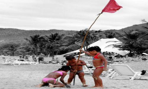 Zdjecie WENEZUELA / wyspa Margarita / brak / mój teren, moje kobiety