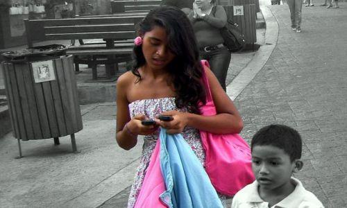 Zdjęcie WENEZUELA / brak / Caracas / wspólczesna obsesja
