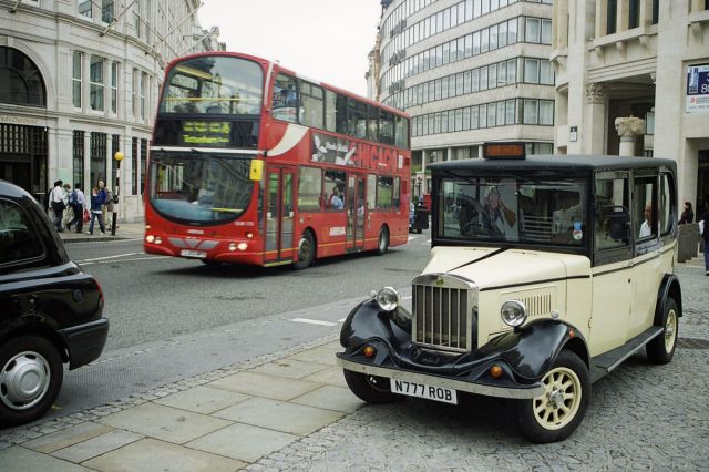 Zdjęcia: Londyn, Londyn, Londyńska ulica, WIELKA BRYTANIA