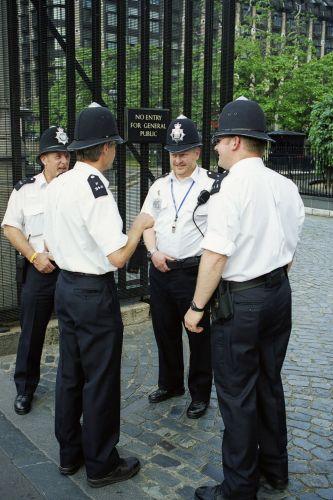 Zdjęcia: Londyn, Londyn, Policjanci, WIELKA BRYTANIA