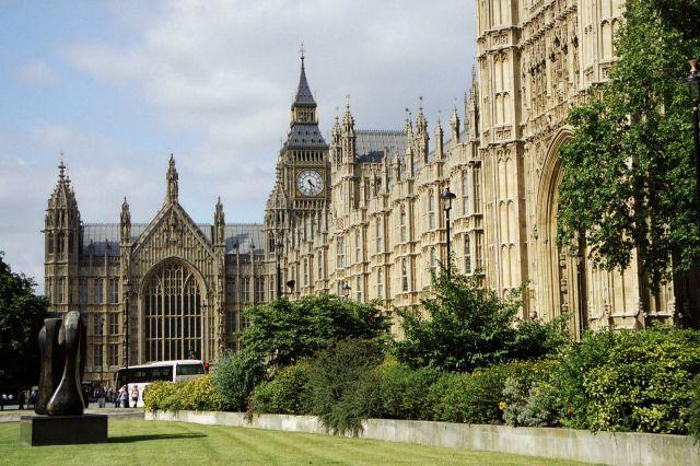 Zdj�cia: Londyn, Londyn, Westminster Palace, WIELKA BRYTANIA
