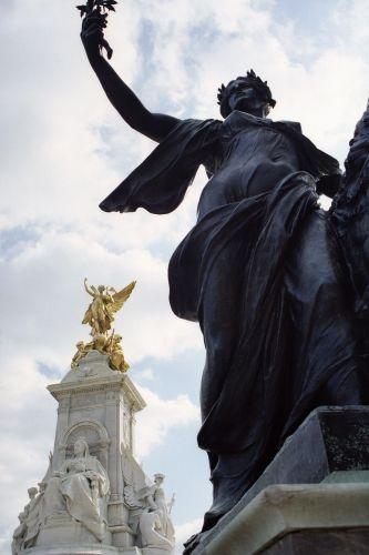 Zdjęcia: Londyn, Londyn, Queen Victoria, WIELKA BRYTANIA