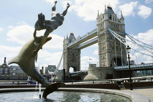 Zdj�cia: Londyn, Londyn, Tower Bridge, WIELKA BRYTANIA