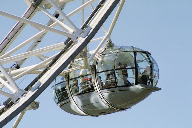 Zdjęcia: Londyn, Londyn, London Eye, WIELKA BRYTANIA