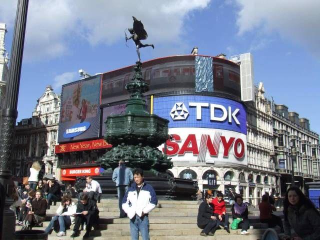 Zdjęcia: Londyn, Piccadilly Circus, WIELKA BRYTANIA