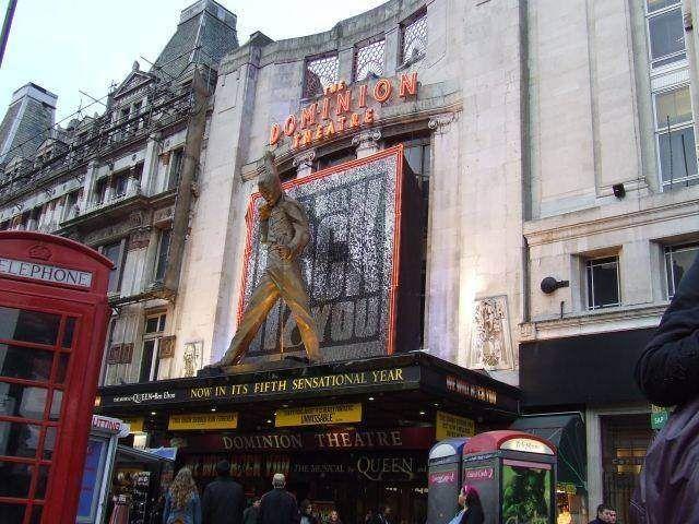 Zdjęcia: Londyn, Dominion Theatre, WIELKA BRYTANIA