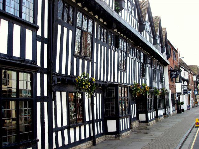 Zdjęcia: centrum miasta, Midlands -hrabstwo Warwickshire, Stratford-upon-Avon, WIELKA BRYTANIA