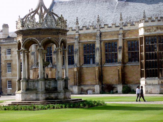Zdjęcia: historyczne centrum Cambridge, hrabstwa Cambridgeshire -poludniowa Anglia, Cambridge, WIELKA BRYTANIA